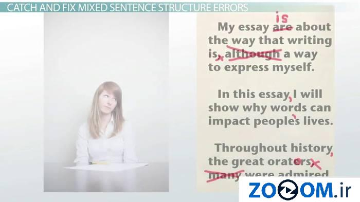 Sentence Structure- Identify and Avoid 'Mixed Structure' Sentences