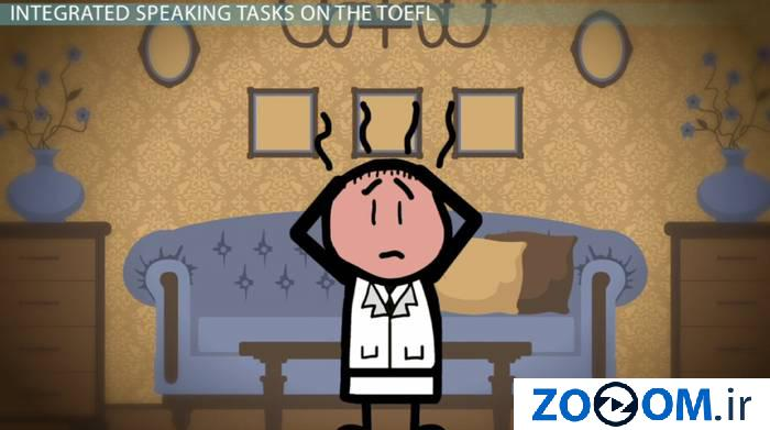 TOEFL Speaking Section- Integrated Task Practice